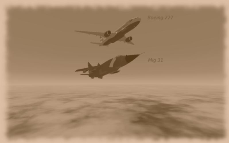 """Mig 31 """"Foxhound"""" B777_Mig31"""